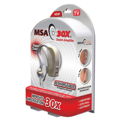 As Seen on TV® MSA30X Sound Amplifier - image 1 of 1