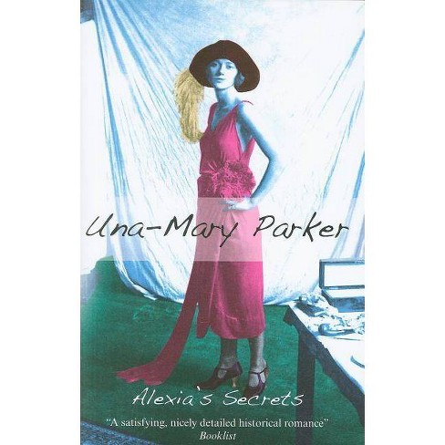 Alexia's Secrets - (Severn House Large Print) by  Una-Mary Parker (Hardcover) - image 1 of 1