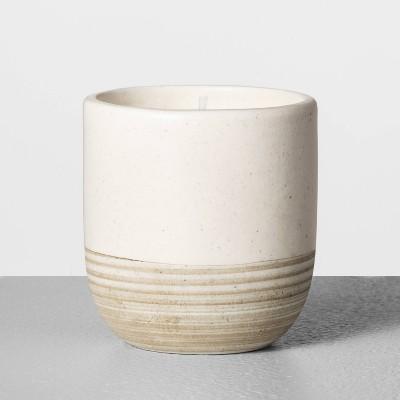 4.2oz Mini Ceramic Candle Fig - Hearth & Hand™ with Magnolia