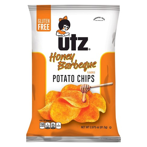 Utz Honey Barbeque Flavored Potato Chips - 2.87oz - image 1 of 1