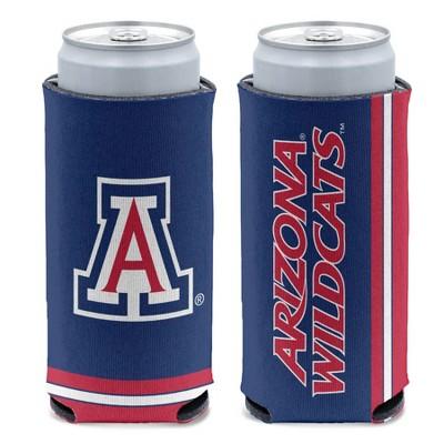 NCAA Arizona Wildcats Slim Can Cooler
