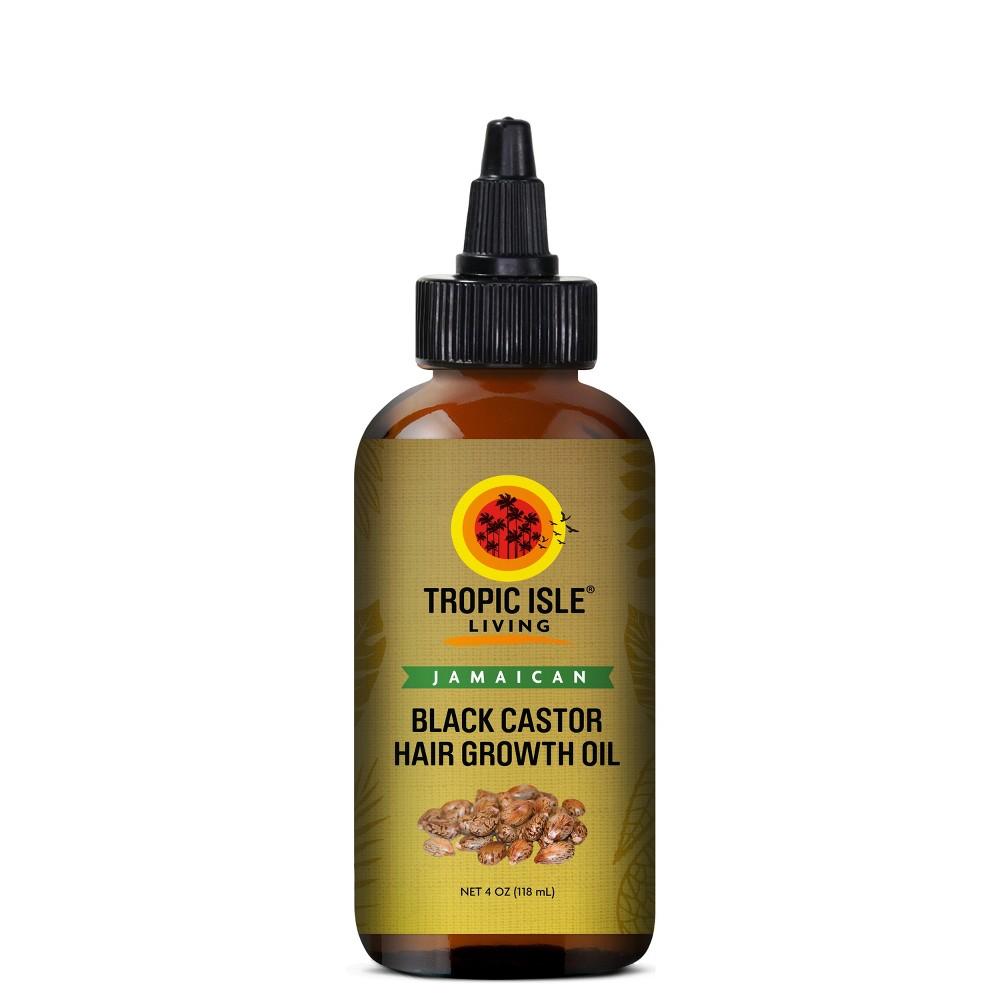 Image of Tropic Isle Living Jamaican Black Castor Hair Growth Oil - 4oz