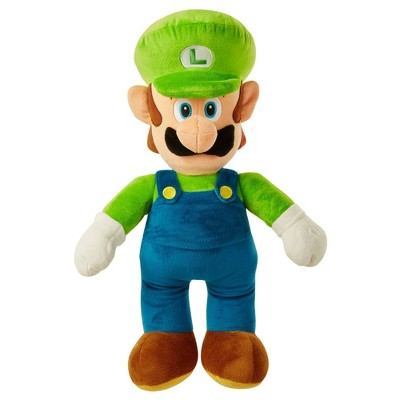 Nintendo - Jumbo Basic Plush Luigi
