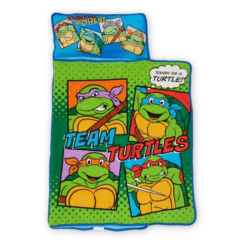 Teenage Mutant Ninja Turtles Toddler Nap Mat - image 1 of 3