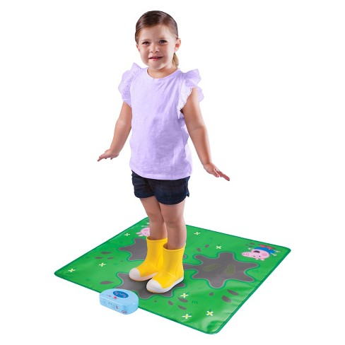 Peppa Pig Jump N Play - Playmat - image 1 of 1
