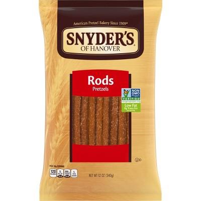 Pretzels: Snyder's Pretzel Rods