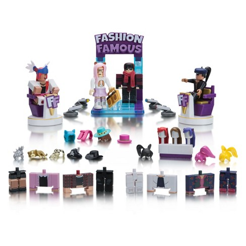 Roblox Celebrity Collection Fashion Famous Playset Target