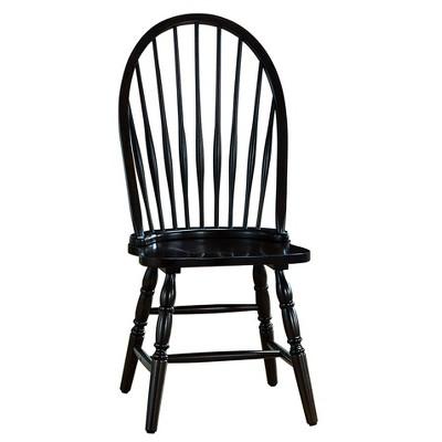 garner windsor chair antique black carolina chair and table target rh target com
