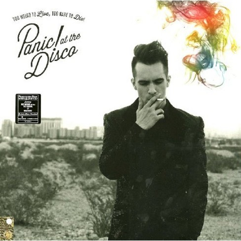 Panic! At the Disco - Too Weird to Live, Too Rare to Die! (LP) (Vinyl) - image 1 of 1