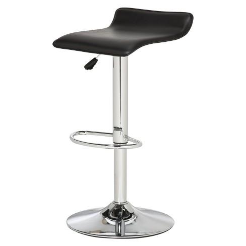 Peachy Lex Adjustable Barstool Metal Room Essentials Squirreltailoven Fun Painted Chair Ideas Images Squirreltailovenorg