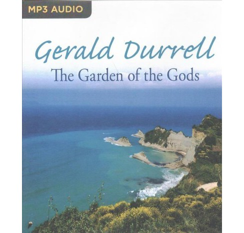 Garden of the Gods (MP3-CD) (Gerald Durrell) - image 1 of 1