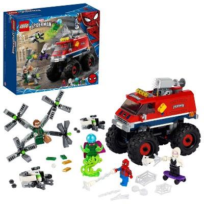 LEGO Marvel Spider-Man: Spider-Man's Monster Truck vs. Mysterio 76174