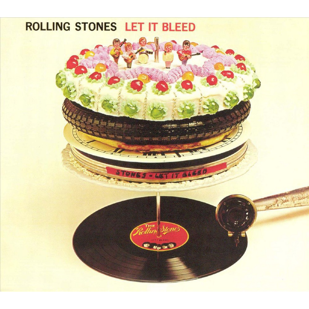 Rolling Stones - Let It Bleed (CD)