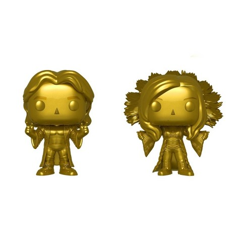 Funko POP! WWE: Ric and Charlotte Flair 2pk (SDCC Debut) - image 1 of 2
