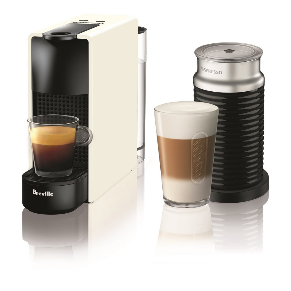 Nespresso Essenza Mini White Bundle by Breville 53028174