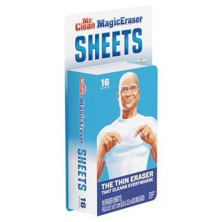 Mr. Clean Magic Eraser Cleaning Flexible and Disposable Sheets - 16ct
