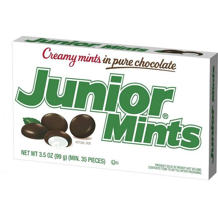 Junior Mints Candies - 3.5oz - image 1 of 3