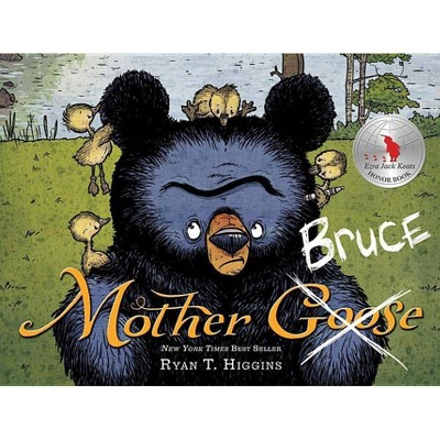 Mother Bruce 08/17/2015 - by Ryan T Higgins (Hardcover)