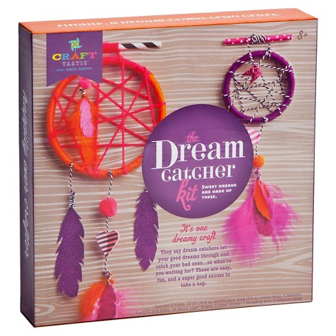 Craft-tastic® The Dream Catcher Kit - image 1 of 6