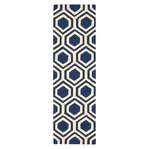 Nourison Hexagon Linear Rug - image 1 of 3