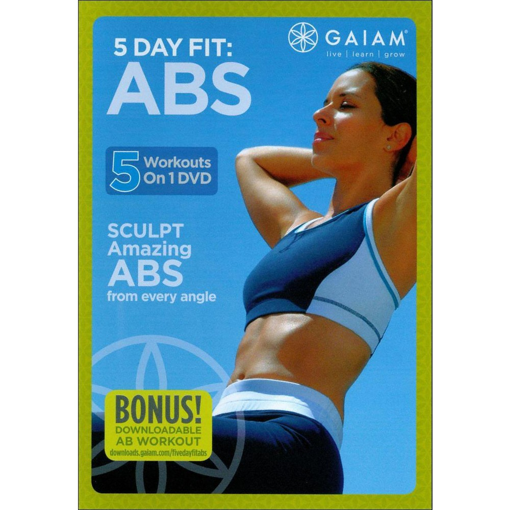 Five Day Fit Abs (Dvd), Movies