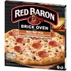 Red Baron Brick Oven Meat Trio Frozen Pizza - 18.22oz - image 2 of 4