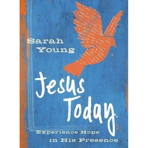 Jesus Today (Teen Cover) - by  Sarah Young (Hardcover) - image 1 of 1