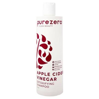 Purezero Apple Cider Vinegar Shampoo - 12 fl oz