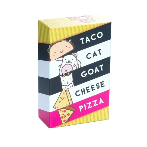 Taco Cat Goat Cheese Pizza Card Game - image 1 of 4