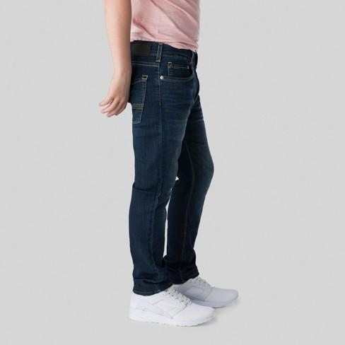 cdd042e82c36 DENIZEN® From Levi s® Boys  Skinny Knit Jeans - Blue   Target