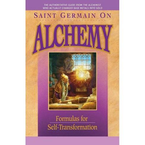 Saint Germain On Alchemy - by  Elizabeth Clare Prophet & Mark L Prophet (Paperback) - image 1 of 1