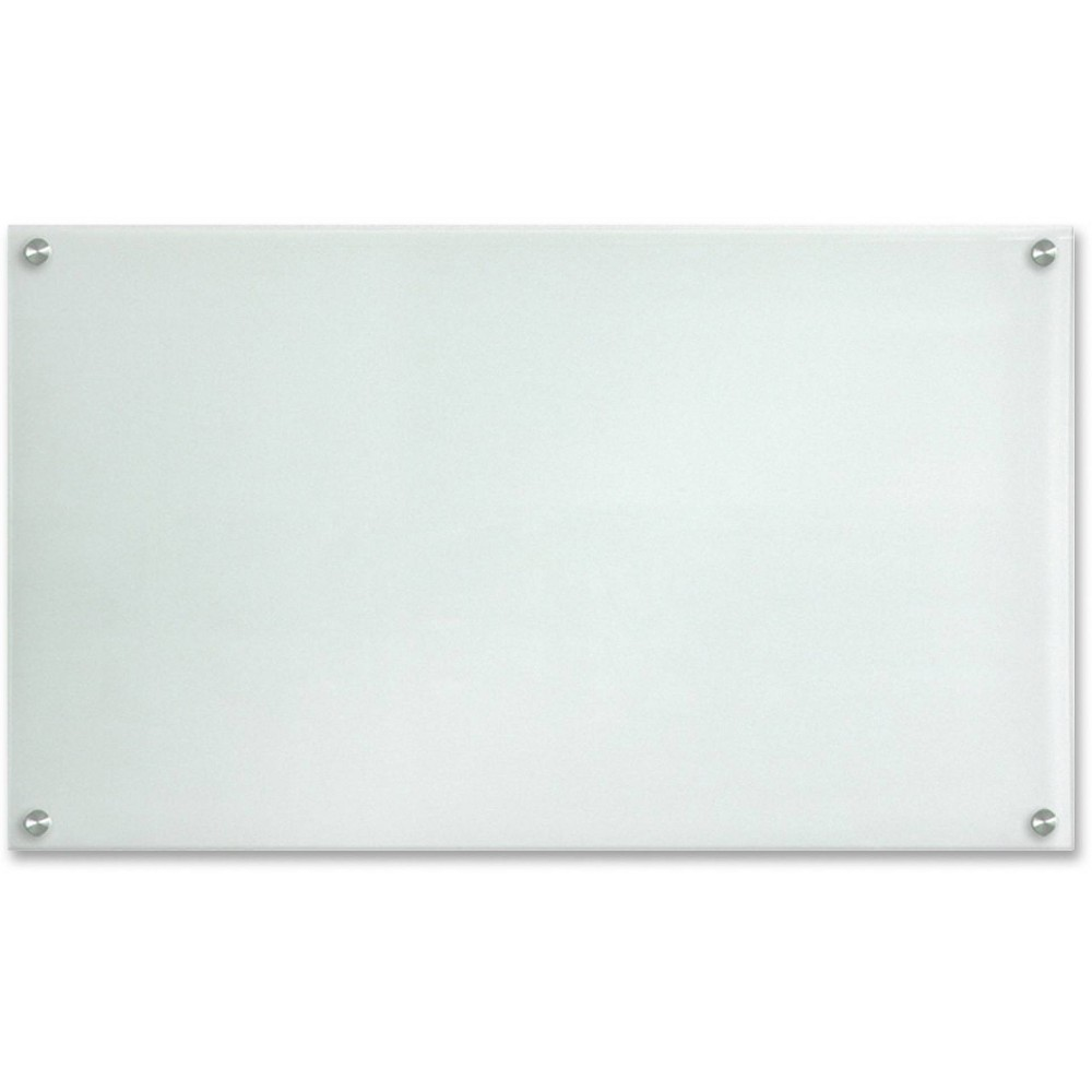 "Image of ""Lorell 36"""" x 18"""" Glass Dry-erase Board"""