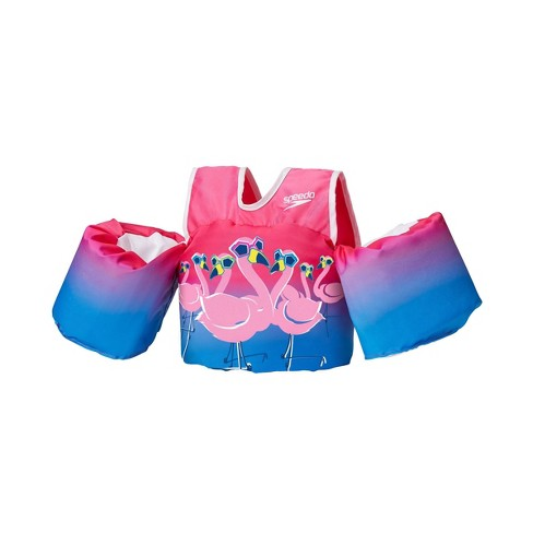 Speedo Girls' Splash Jammer Life Jacket Vest - image 1 of 3