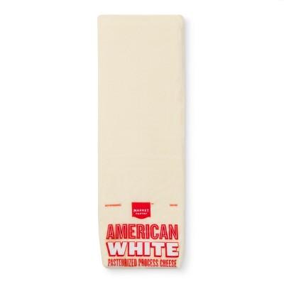 American White Cheese - Price Per lb. - Market Pantry™