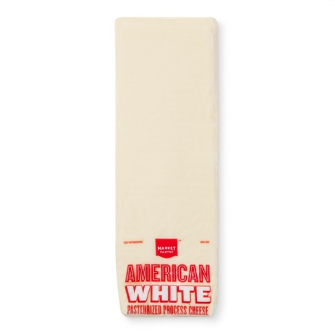 American White Cheese - Price Per lb. - Market Pantry™ - image 1 of 1