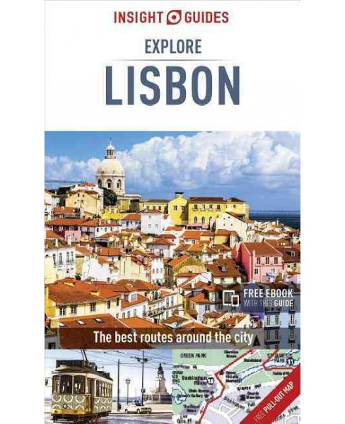 Insight Guides Explore Lisbon (Paperback) - image 1 of 1