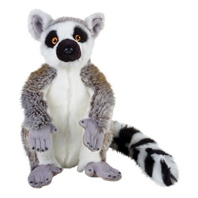 Lelly National Geographic Lemur Plush Toy
