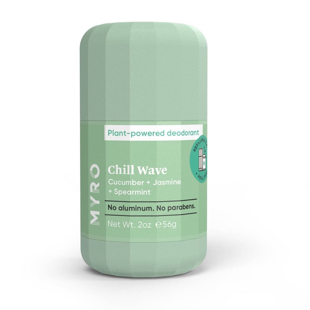 Image of Myro Chill Wave Deodorant Starter Kit - 2oz