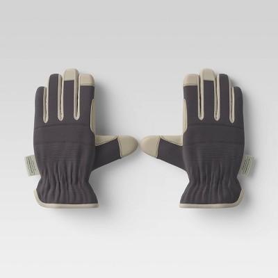 Duck Canvas Work Gloves Dark Gray - Smith & Hawken™