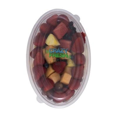 Crazy Fresh Signature Fruit Bowl - 64oz