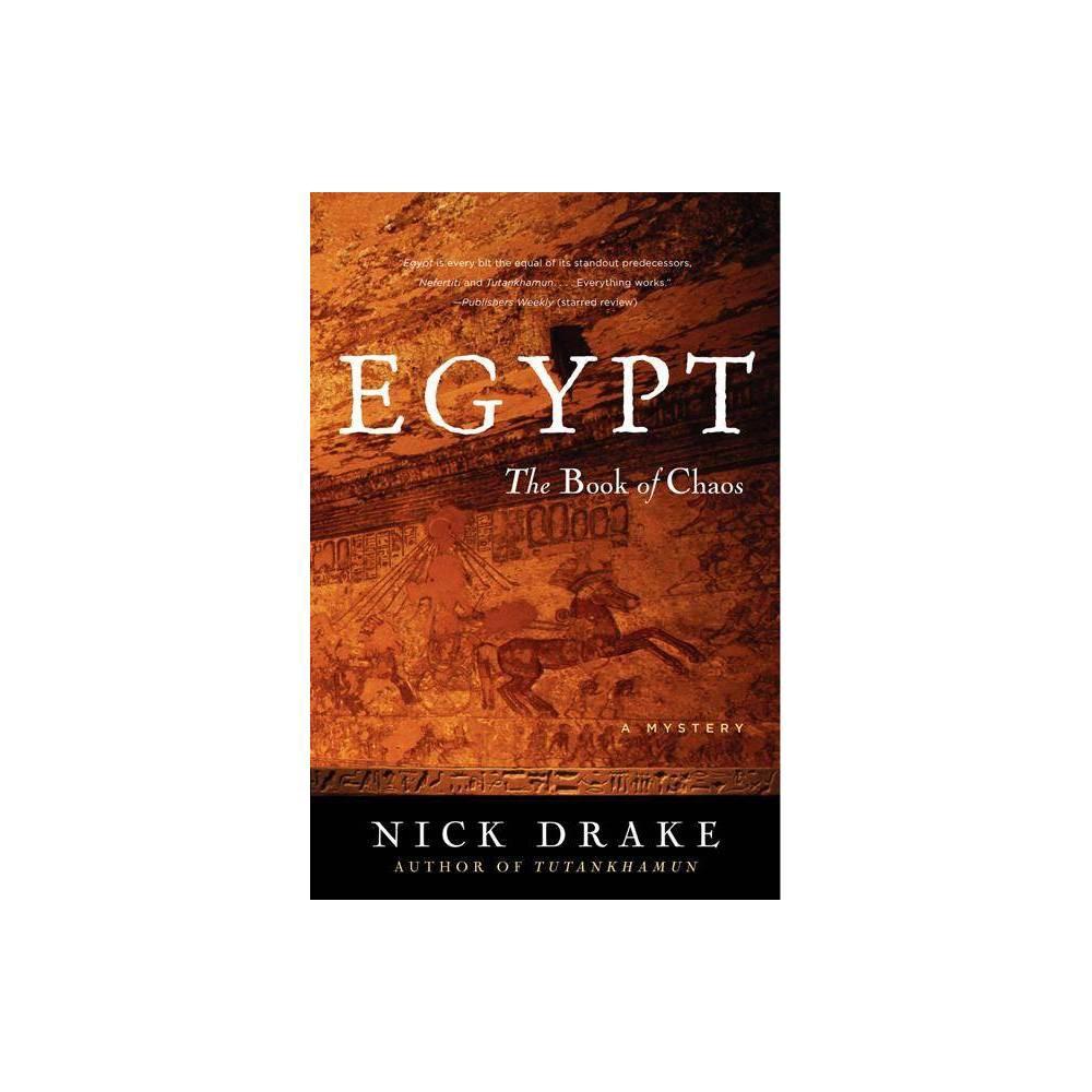 Egypt Rahotep Detective Trilogy By Nick Drake Paperback