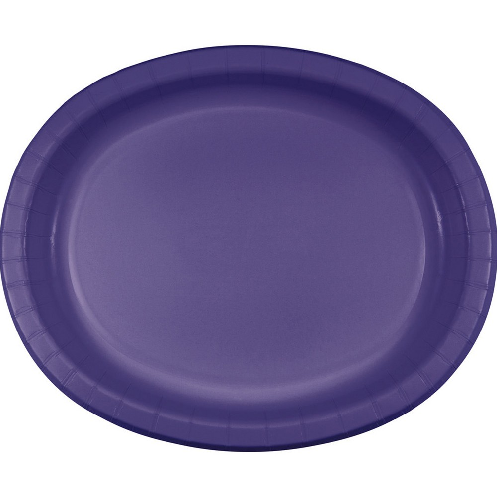 24ct Oval Plates
