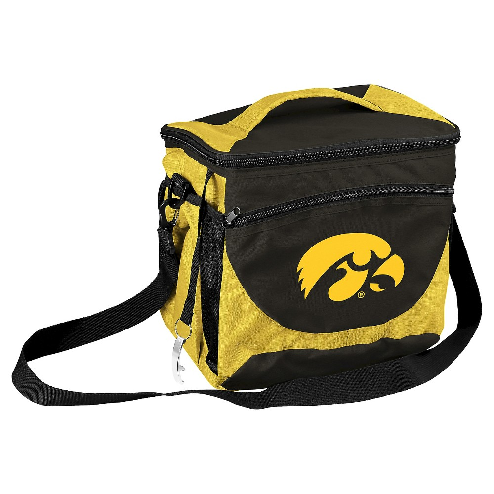 Iowa Hawkeyes 24 Can Cooler Lunch Box