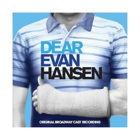 Dear Evan Hansen (Original Bro - Dear Evan Hansen (OCR) (Vinyl) - image 1 of 1