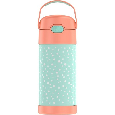 Thermos 12oz FUNtainer Water Bottle with Bail Handle - Pastel Delight