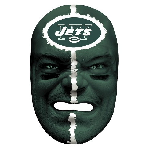 Franklin Sports New York Jets Fan Face - image 1 of 1