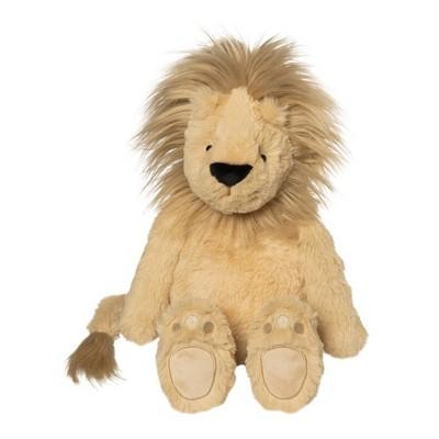 "Manhattan Toy Charming Charlie Lion Stuffed Animal, 11.5"""