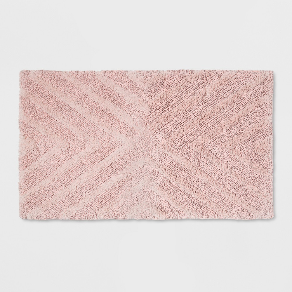 "Image of ""20""""x34"""" Solid Bath Rug Peach - Project 62 + Nate Berkus"""