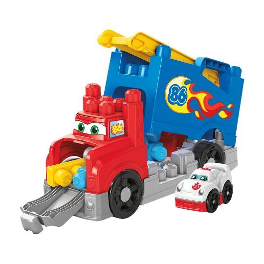 Mega Bloks Fast Tracks Racing Rig image number null