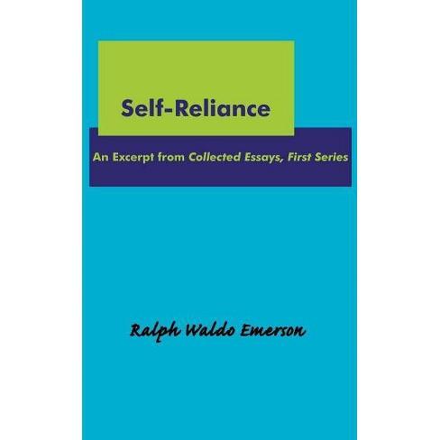 Self-Reliance - by  Ralph Waldo Emerson (Paperback) - image 1 of 1